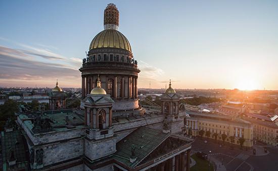 Исаакиевский собор вСанкт-Петербурге