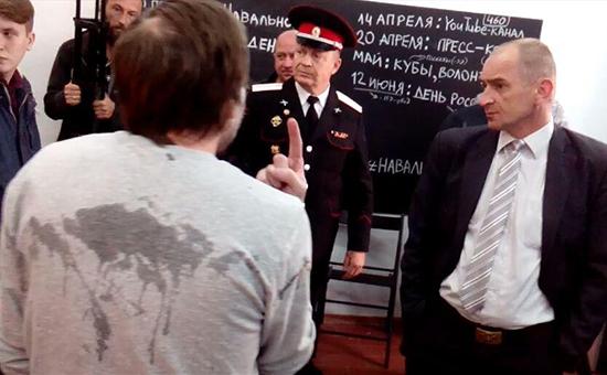 Фото: из группы «Команда Навального. Краснодар» Вконтакте