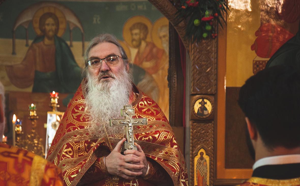 Протоиерей СергийКуликов