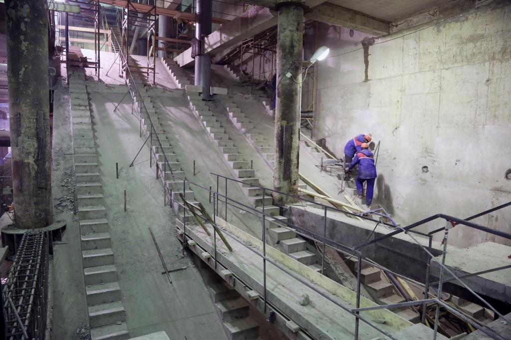 Фото: ОАО «Метрострой»