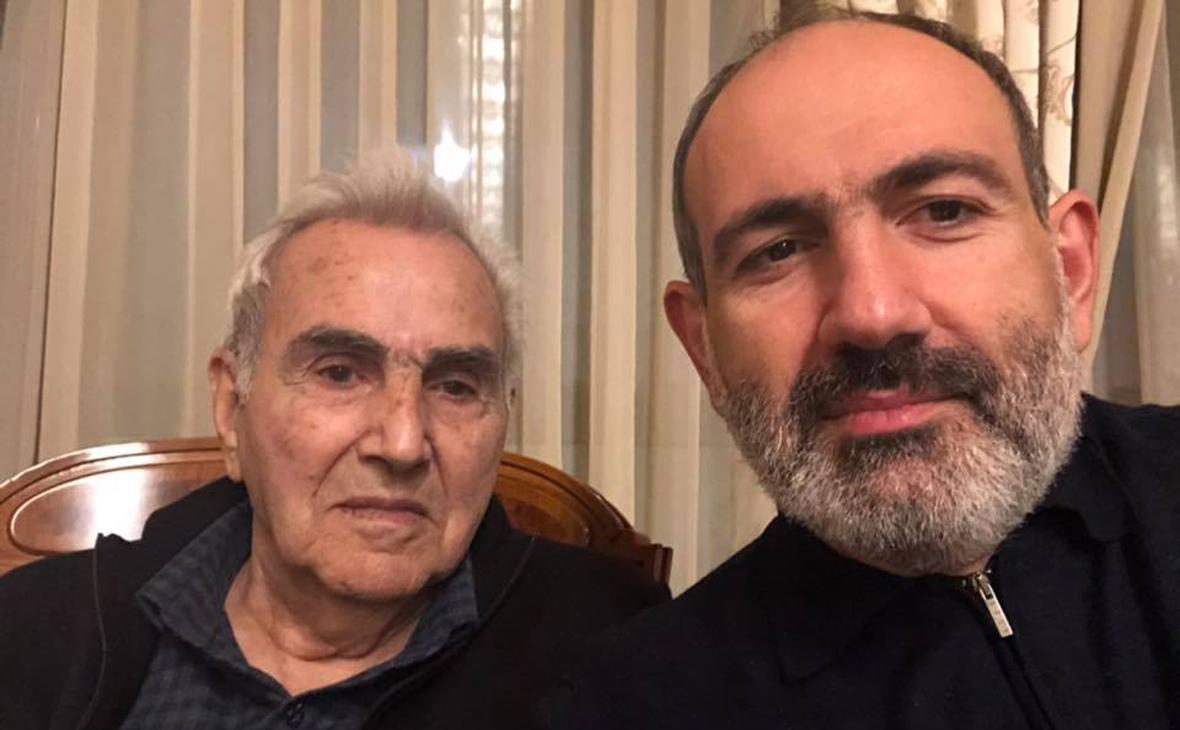 Вова Пашинян и Никол Пашинян
