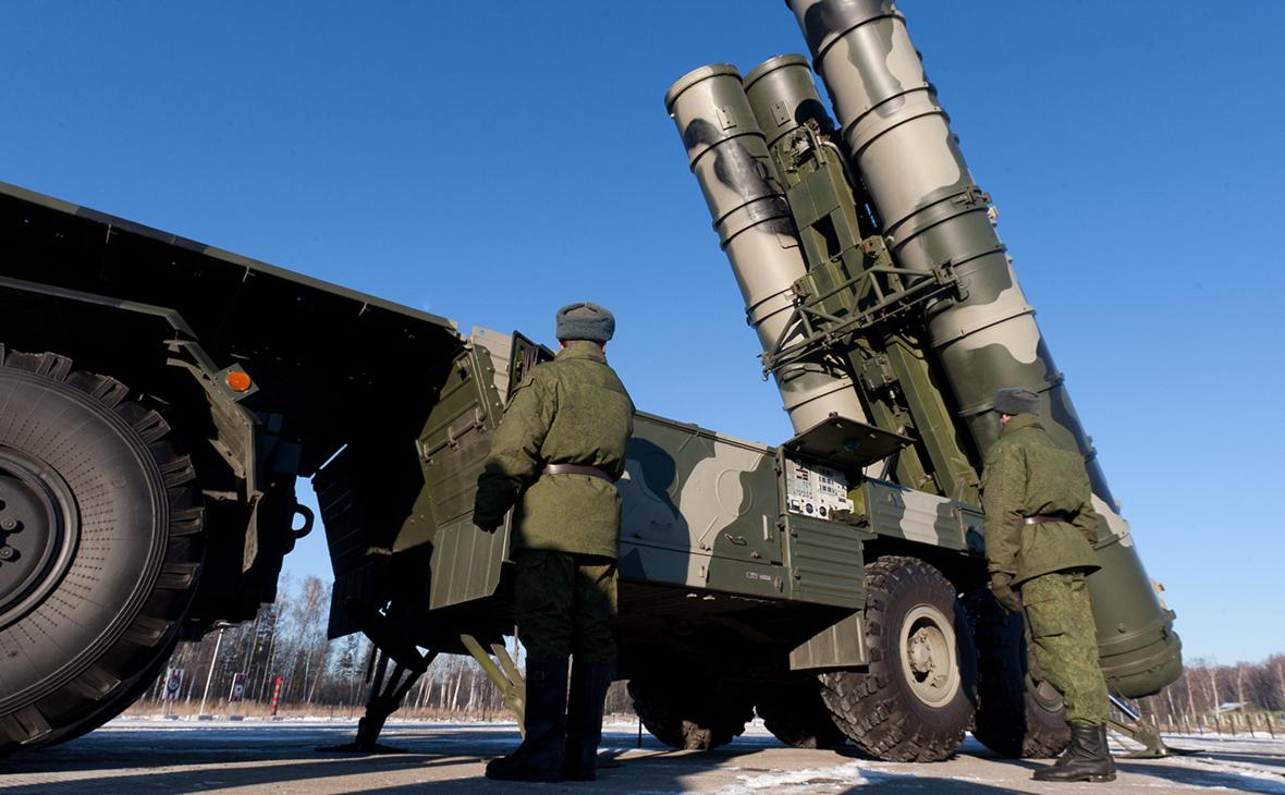 Зенитно ракетный комплекс С-400 «Триумф»