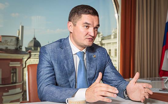 Гендиректор «Татспиртпрома» Ирек Миннахметов