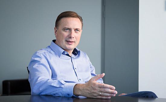 Председатель правления «Хоум Кредита» Юрий Андресов
