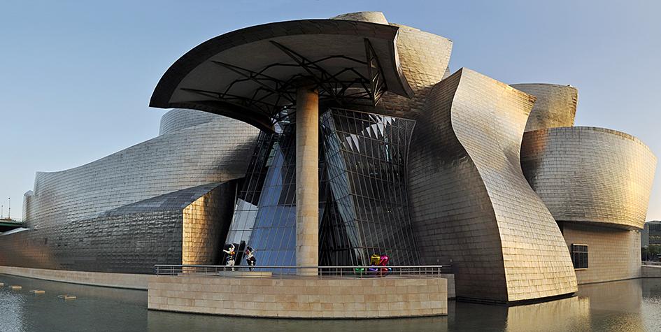 Музей Гуггенхайма в Испании