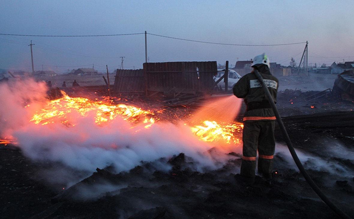 Фото: МЧС РФ / ТАСС