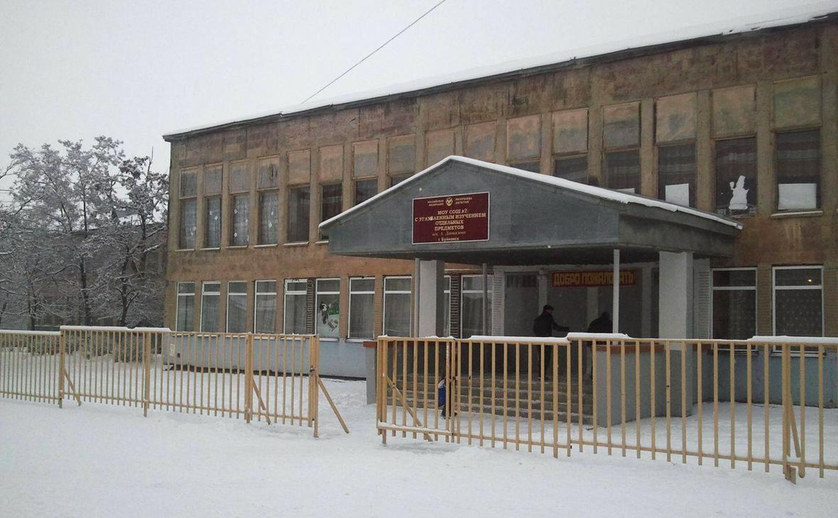 Вторая Школа Города Буйнакск / Facebook