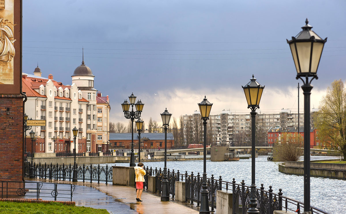 Калининград,Россия