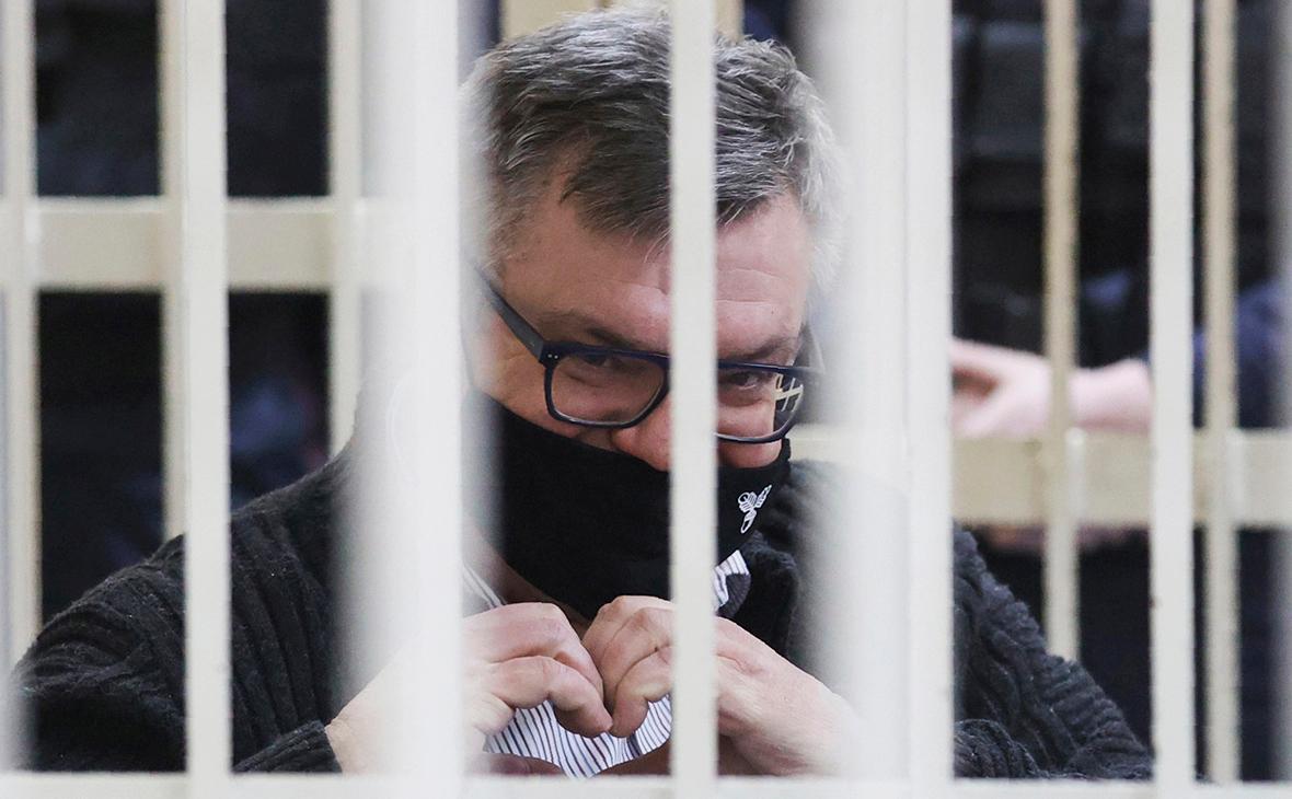 В Белоруссии начался суд над Виктором Бабарико