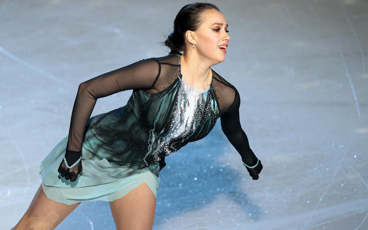 Фото: Алина Загитова (Фото: Global Look Press)