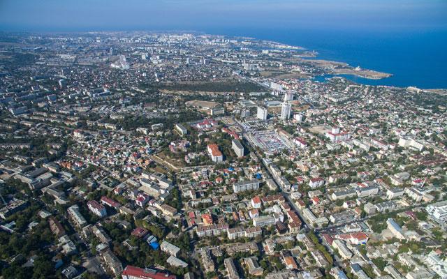 Вид Севастополя