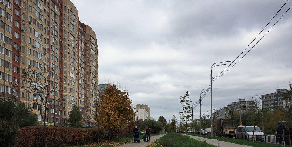 Город Мытищи в Московской области
