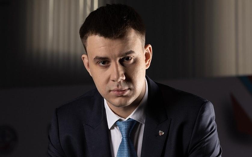Генеральный секретарь Федерации бокса России Кирилл Щекутьев