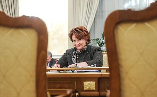Экс-глава Министерства сельского хозяйства России Елена Скрынник