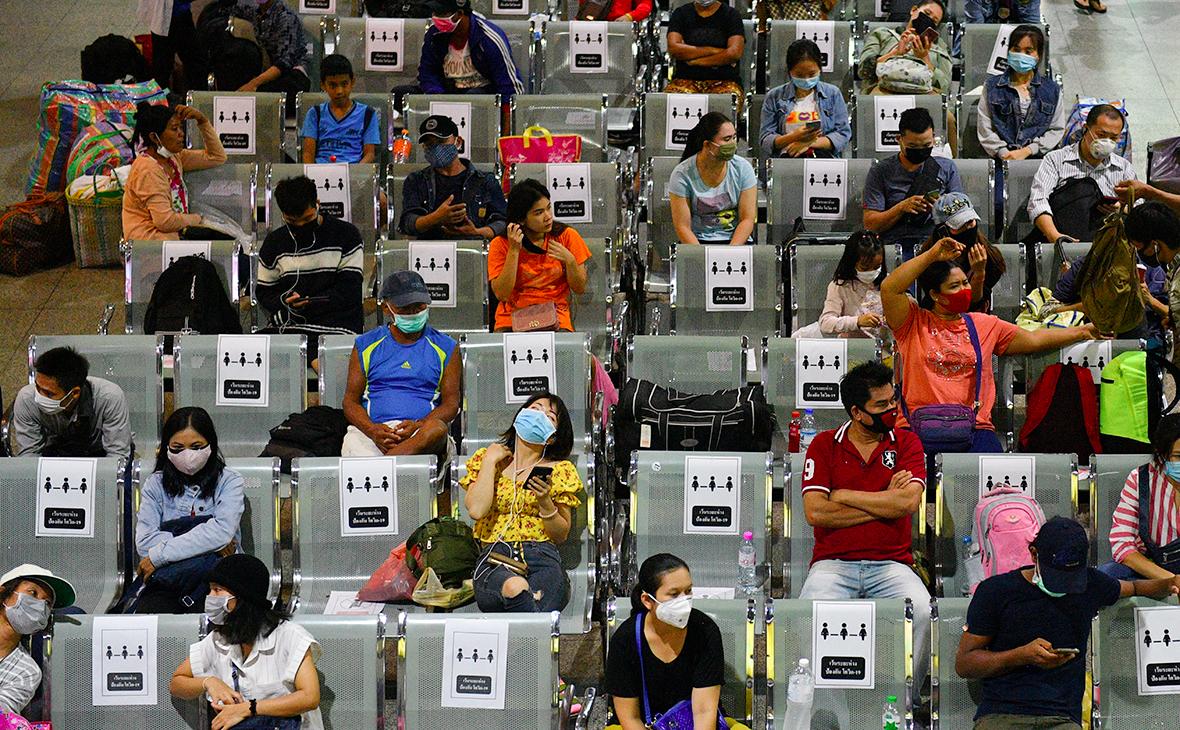 Фото: Challinee Thirasupa / Reuters