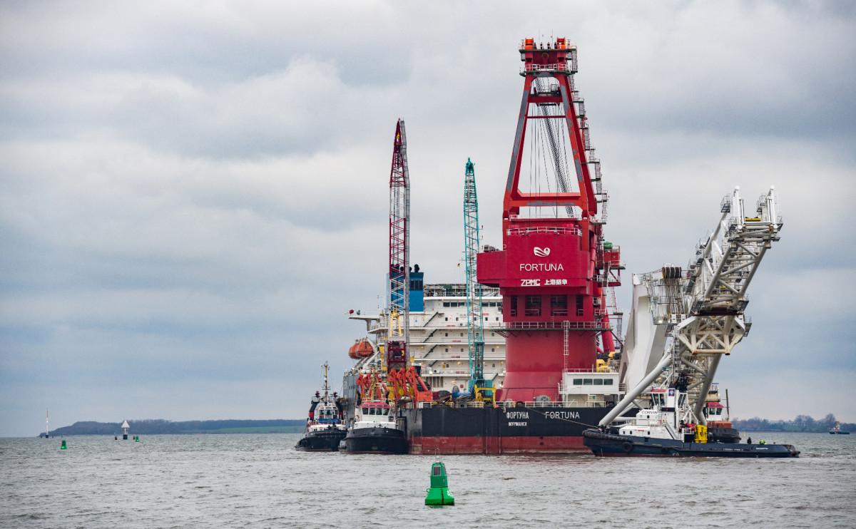 Сенаторы потребовали от Байдена не ослаблять санкции против Nord Stream 2