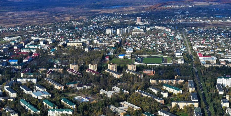 Виды Приморского края