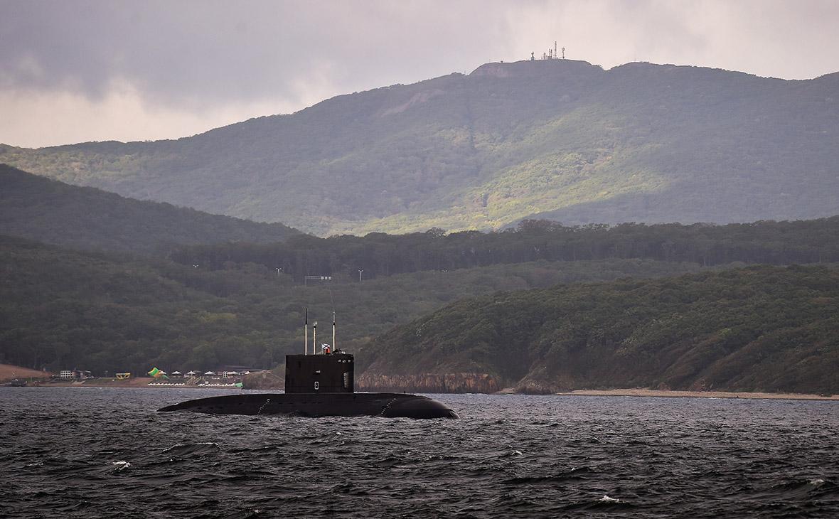 Дизельная подводная лодка ТОФ проекта 636 «Варшавянка»