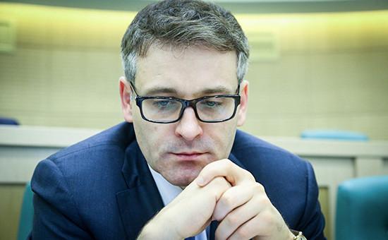 Сенатор Константин Цыбко