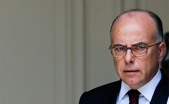 Глава МВД Франции Бернар Казнев