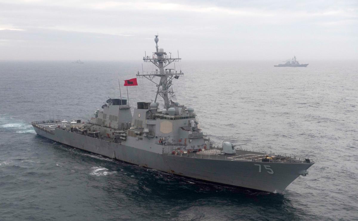 Фото: U.S. Navy / AP