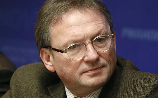 Бизнес-омбудсмен Борис Титов