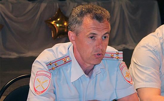 Бывший начальник сызранской полиции Андрей Гошт