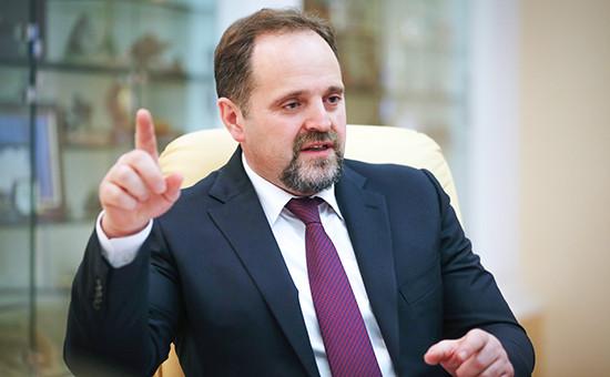 Министр природных ресурсов иэкологии России Сергей Донской
