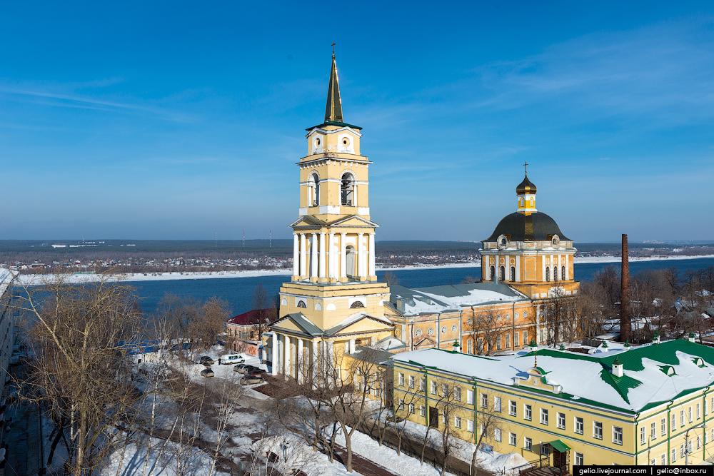 Здание Пермской художественной галереи