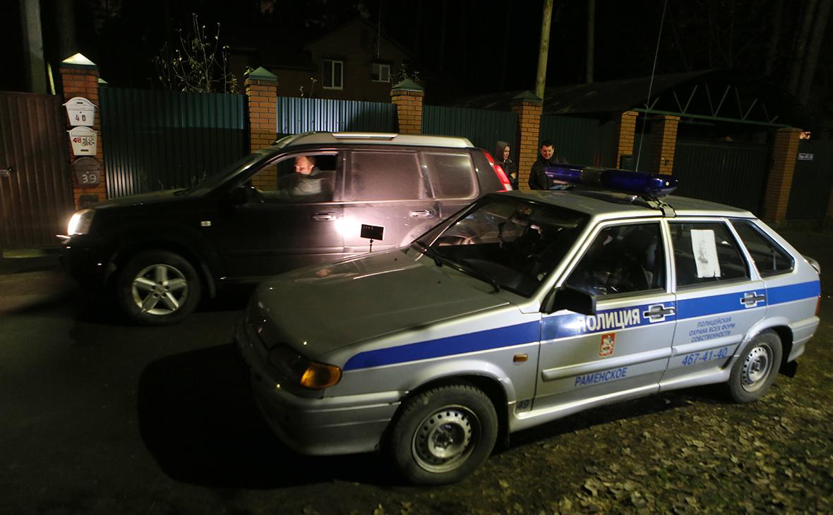 Задержание участников «банды ГТА». Ноябрь 2014 года