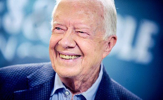Бывший президент США Джимми Картер