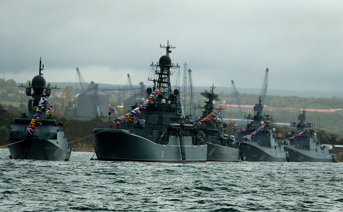 СБУ возбудила дело из-за соглашения о флоте России в Крыму