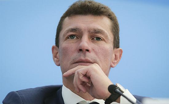 Министр труда РФ Максим Топилин