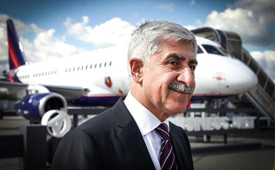 Президент Объединенной авиастроительной корпорации Михаил Погосян