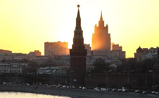Вид наКремль издание МИД России
