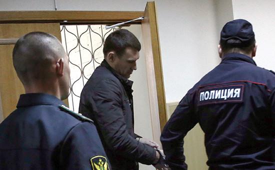 Фигурант уголовного «дела Гайзера» гендиректор компании «Комижилстрой» Антон Фаерштейн