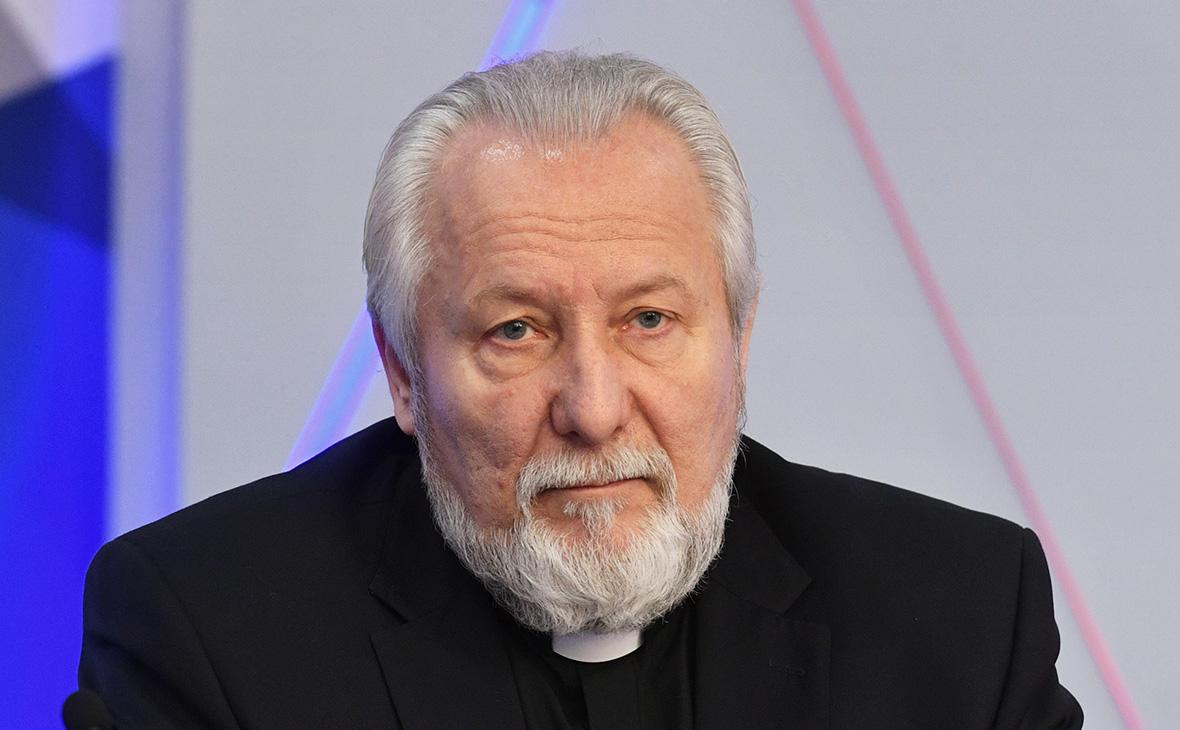 Начальствующий епископ Российского объединенного союза христиан веры евангельской (пятидесятников) Сергей Ряховский