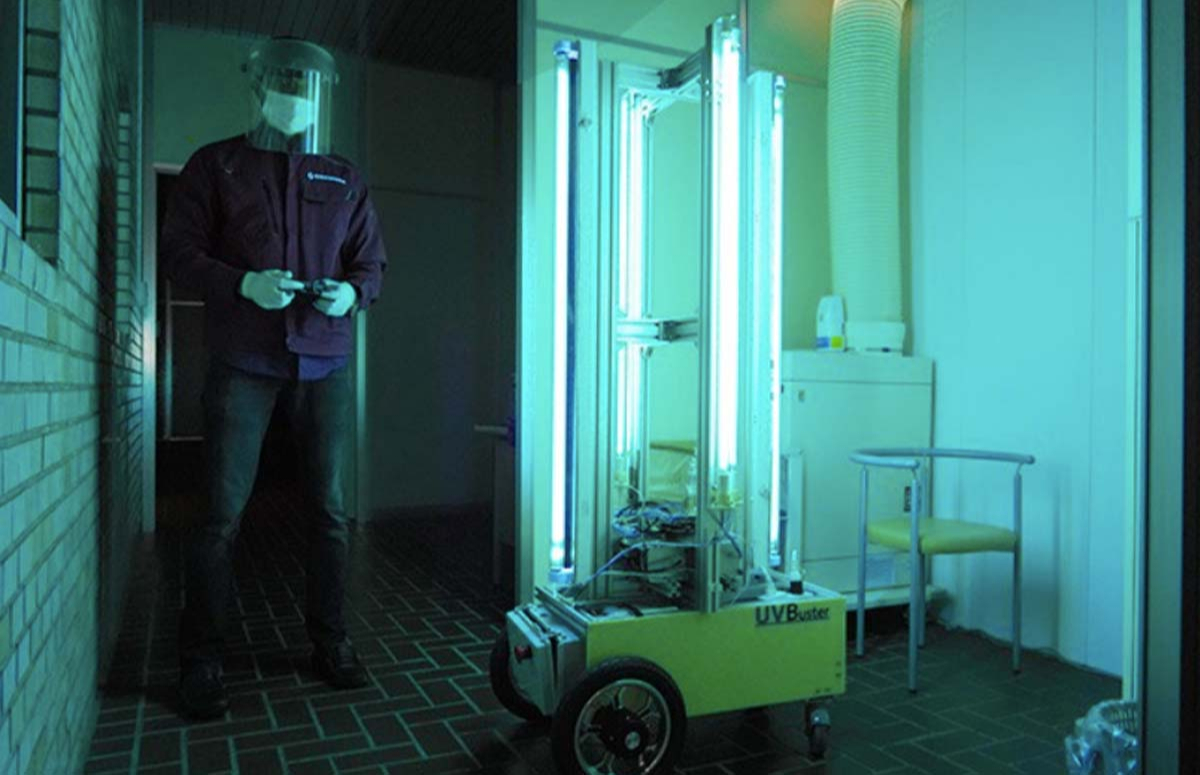 РоботUV Buster