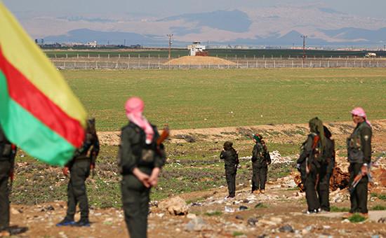 Сирийско-турецкая граница