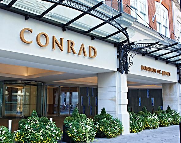 Фото: Пресс-материалы Conrad hotels; facebook.com/ConradHotels