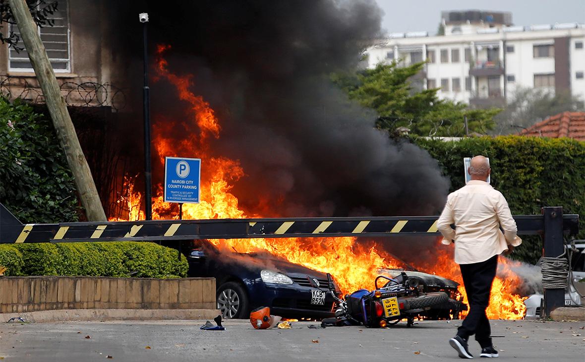 Фото: Thomas Mukoya / Reuters