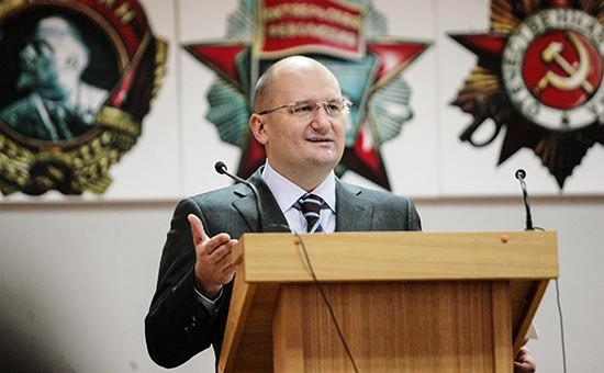 Управляющий оборонным заводом «Заслон» (ранее известного какНТЦ «Ленинец») Александр Горбунов