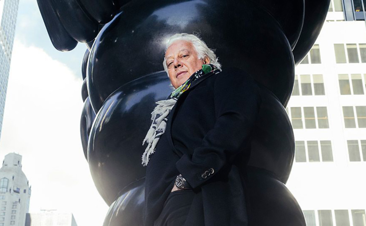Американский магнат, владелец легендарной высотки «Крайслер-билдинг» Эби Розен