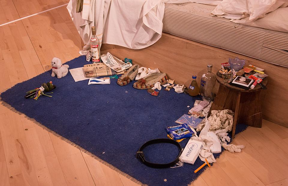 Трейси Эмин «Моя кровать»