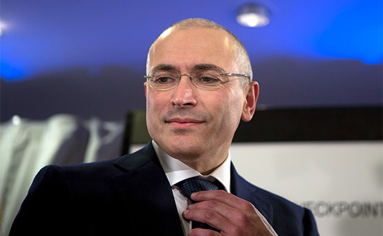 Экс-глава ЮКОСа Михаил Ходорковский