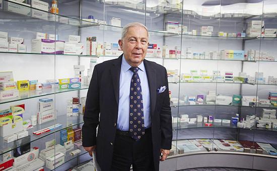 Индийский бизнесмен Юсуф Хамид