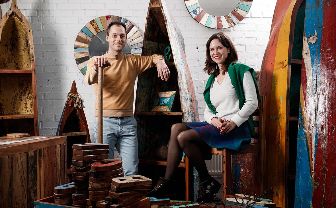 Ян и Екатерина Аверкиевы