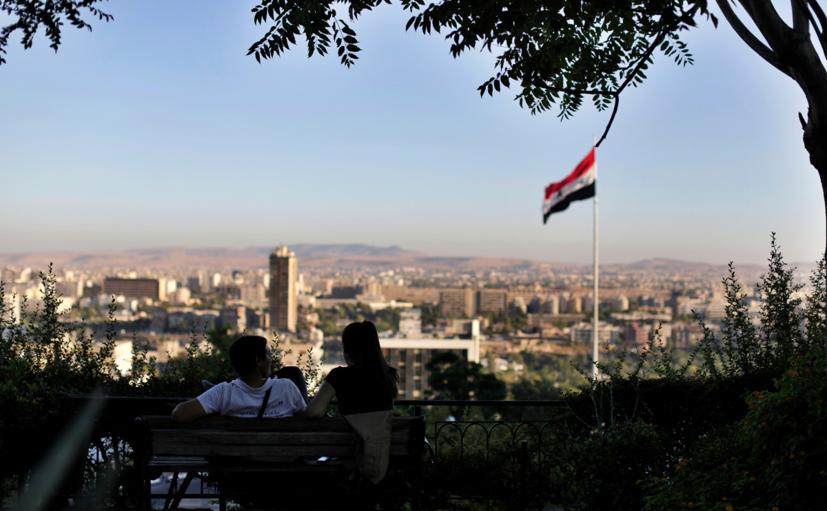 Виды Дамаска