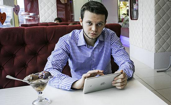 Предприниматель Дмитрий Степаненко