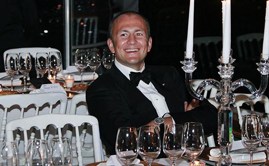 Российский миллиардер Андрей Мельниченко